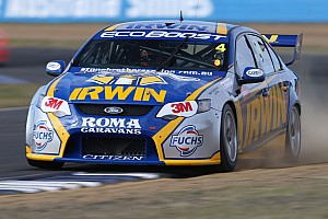 Solid day for IRWIN Racing on Gold Coast streets