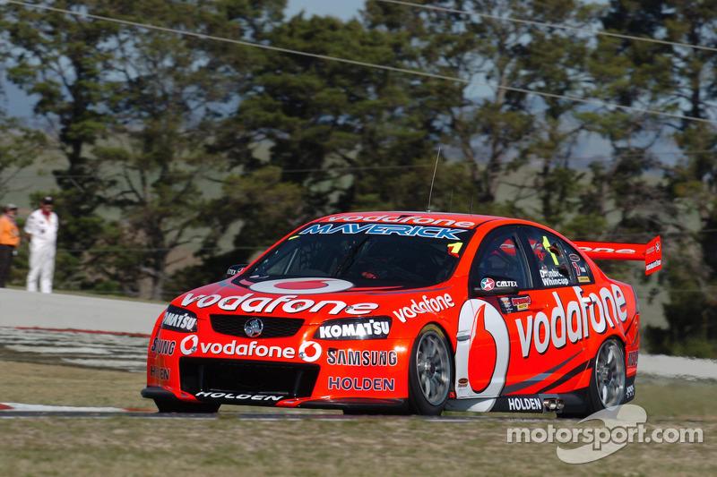 TeamVodafone focus on race preparation ahead of Gold Coast race