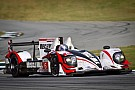 Champion P1 contender Muscle Milk punted off track at Road Atlanta