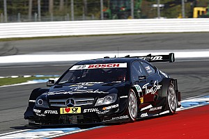 Championship leader Gary Paffett starts from front row in DTM finale at Hockenheim