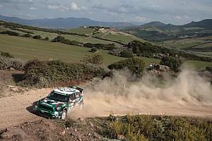 WRC Team MINI Portugal still reporting on Rally d'Italia