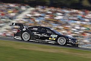 Mercedes's Paffett is 2012 DTM runner-up