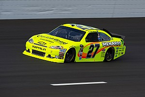 Strong third-place finish for Paul Menard at Kansas Speedway