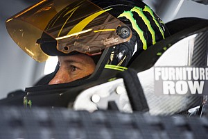 Continuing progress is top of mind  for Kurt Busch at Martinsville