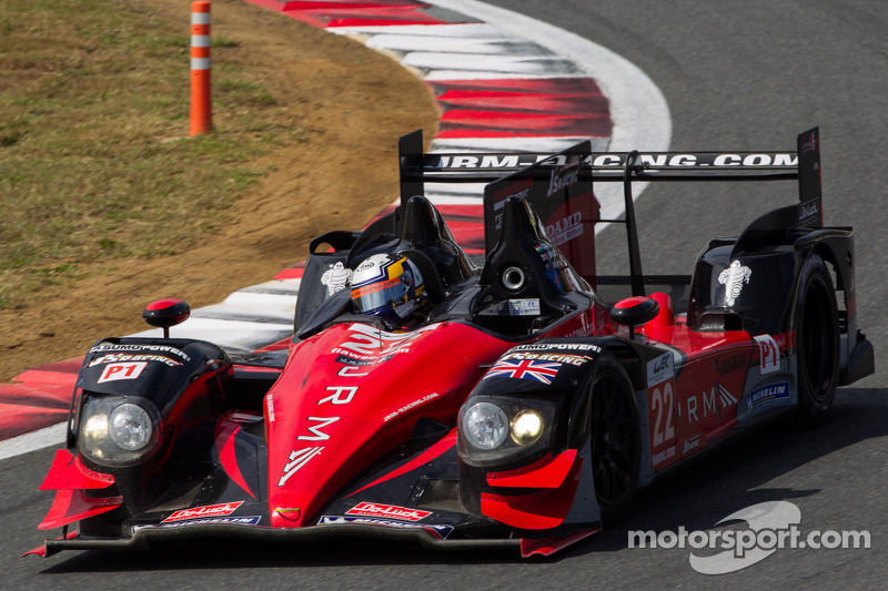JRM Racing aims for Shanghai surprise at season finale