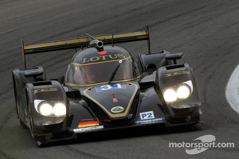 Lotus LMP2 First Day at the 6 Hours of Shanghai