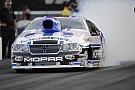 Mopar Pro Stock driver Johnson earns preliminary pole at Las Vegas