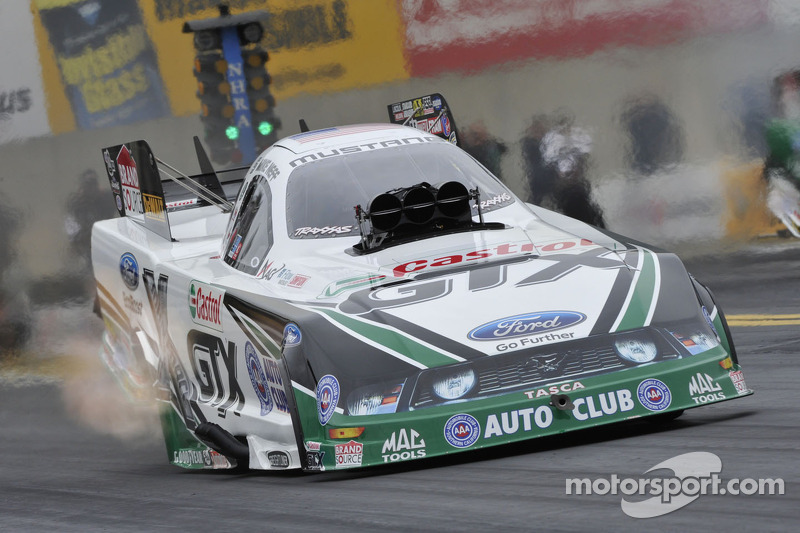 Neff, Schumacher, Johnson, and Krawiec take Friday top qualifying spots in Las Vegas