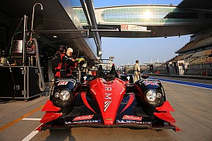 JRM Racing takes pole in Privateer class for Six Hours of Shanghai