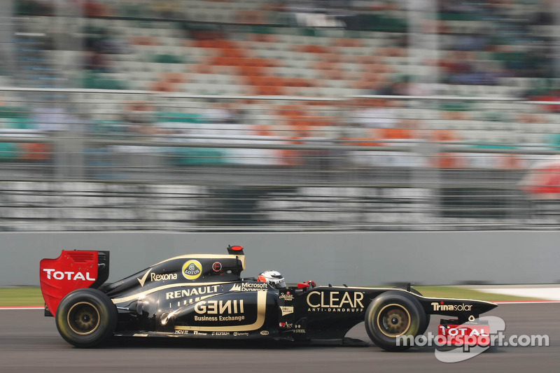 Lotus team to sell to 'Malaysian'