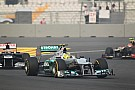 No points for Mercedes at Buddh International Circuit