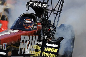 Massey make up little ground in championship after Las Vegas eliminations