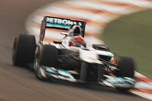 Mercedes hopes to have a stronger result this weekend in Abu Dhabi