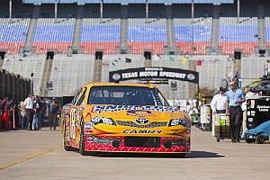 Kyle Busch fastest Toyota driver starts third in Texas 500