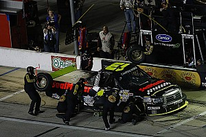 Sauter sweeps 2012 NCWTS races at Texas Motor Speedway