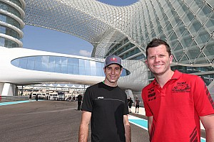 Kelly Racing ninth in dramatic final Abu Dhabi race