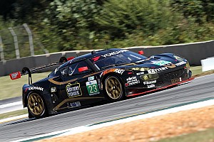 Lotus Alex Job Racing finish development season with plan for 2013