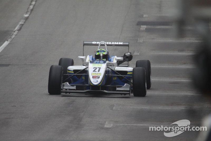 Eriksson & Korjus officially confirmed for Macau GP