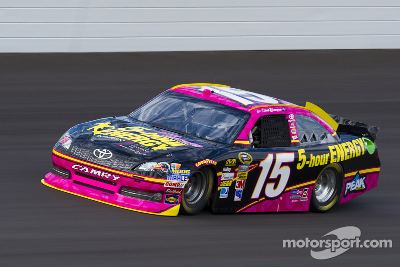 Scott Miller looks back on his first year with MWR—and forward to 2013