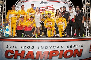 Let's talk INDYCAR racing, not politics