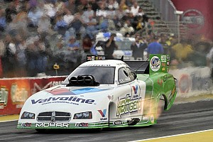 Jack Beckman wins first Funny Car championship at Pomona finale