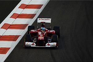 Bianchi tests Ferrari improvements for Alonso