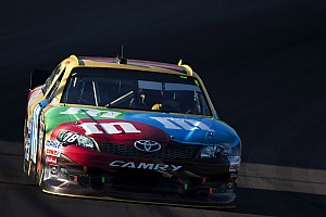 HMS track hasn't been great to Kyle Busch