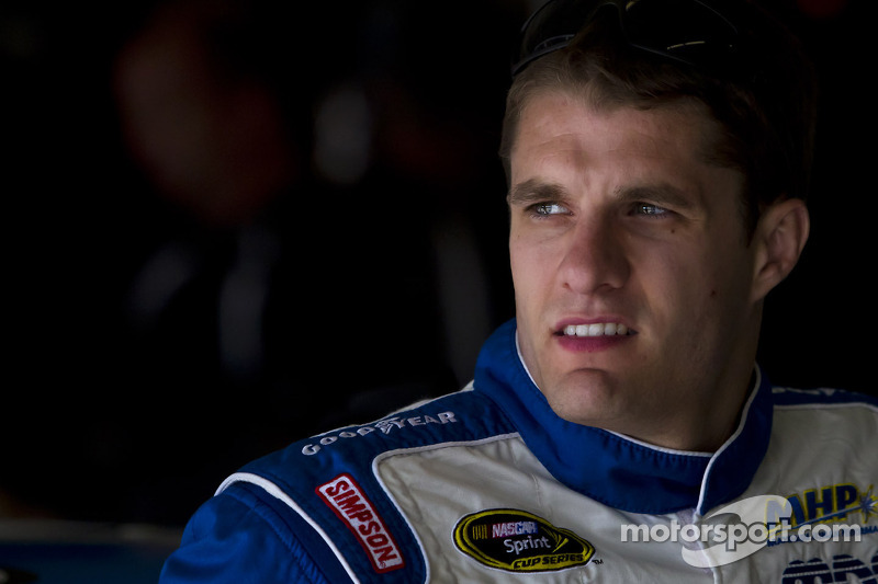 Ragan ends first season with Front Row Motorsports at Homestead 400