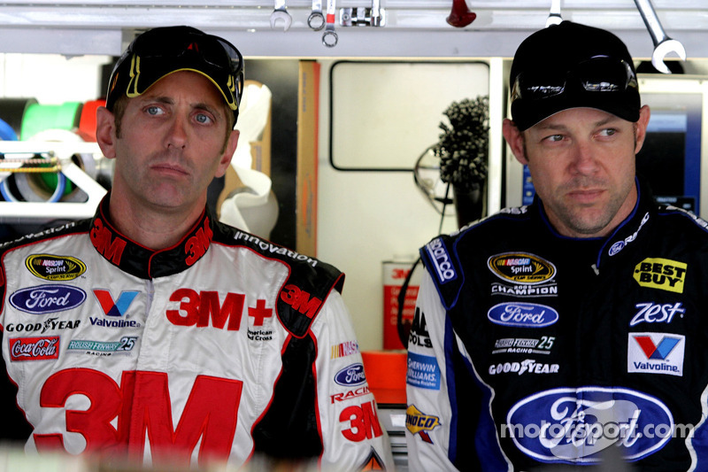 Roush Fenway looks for continued success at Homestead finale