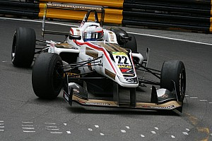 Mücke Motorsport on Macau front row after first day of qualifying in China