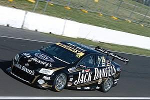 Challenging Friday practice for Jack Daniel's Racing at Winton