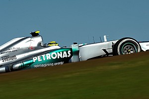 Very useful first day for Mercedes in Austin