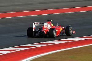 Qualifying leaves a bitter taste for Ferrari in Austin