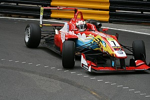Félix da Costa wins at Macau, Rosenqvist comes second