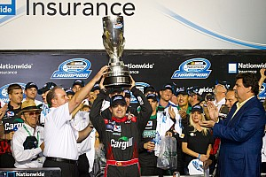 Stenhouse Jr. reflects on winning 2012 championship