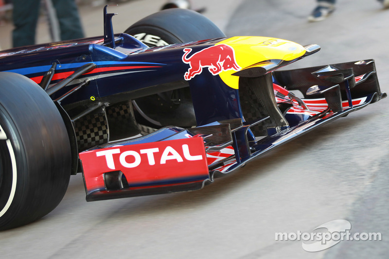 Whiting clears Red Bull over 'rubber' nose