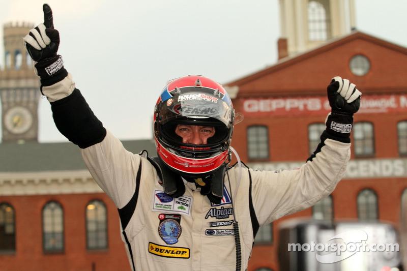 Christophe Bouchut reflects on 2012 championship season