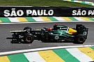 Caterham ready for qualifying and the race on Brazilian GP