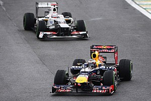 Vettel did not pass illegally en route to third title