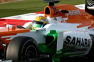 Razia talking to Force India, Caterham, Marussia