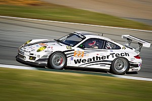 Alex Job reflects on winning the 2012 GTC championship