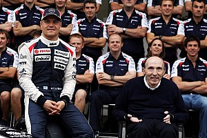 Bottas, replacing Senna, joins Maldonado at Williams