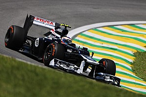 Williams F1 Team set for 2013 with Bottas and Maldonado