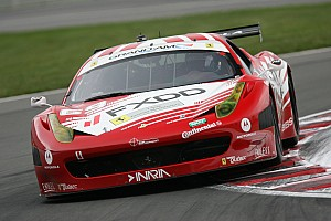 AIM Autosport Team FXDD RACING WITH FERRARI announce 2013 driver lineup