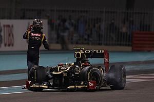 F1 is 'a world without pity' - Grosjean