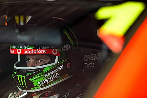 TeamVodafone battles heat in Sydney practice
