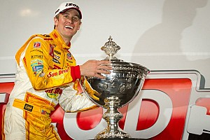 Champion Hunter-Reay heads list of Andretti Autosport 2013 lineup