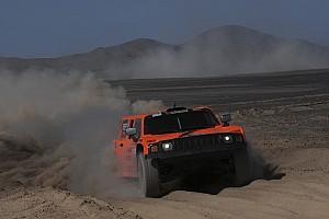 Robby Gordon Hummer appoved for 2013 Dakar