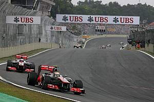 McLaren had fastest car of 2012