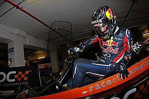 Vettel and Lorenzo go head-to-head at ROC